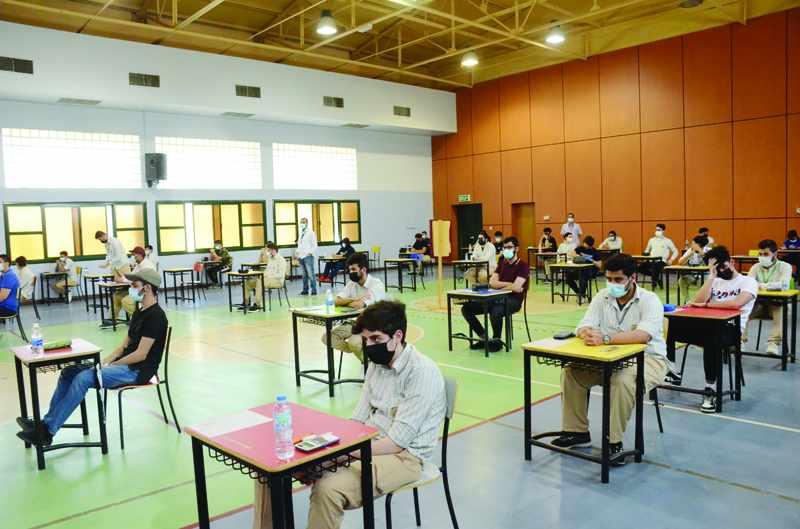 students exams grade paper