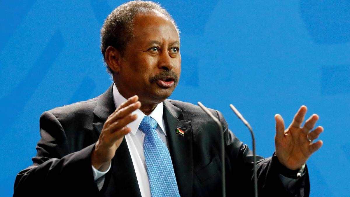 sudan abdalla investment hamdok foreign