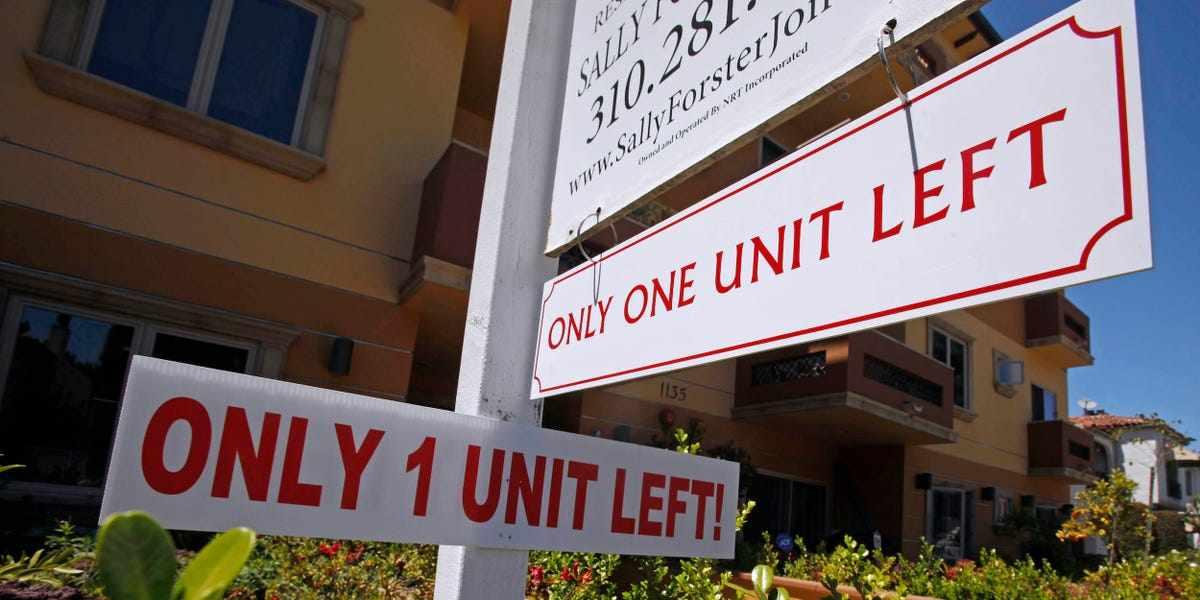 supply sales homes april previously