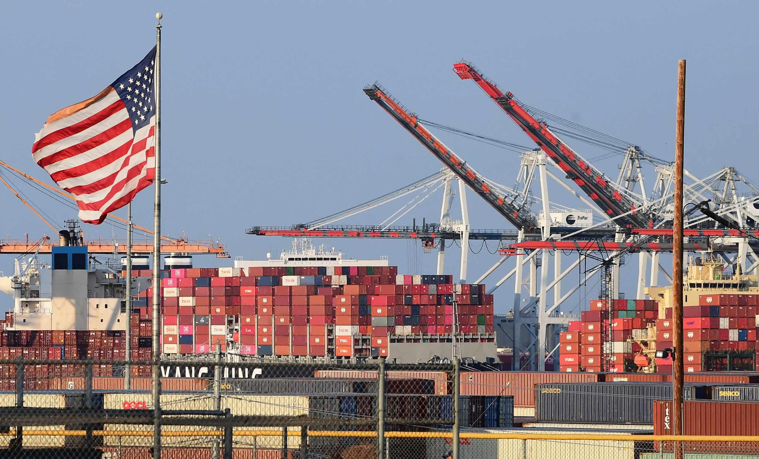 supply, ships, chain, california, cargo,