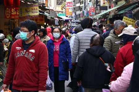 taiwan covid cases transmitted domestically