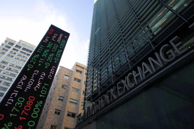 tase, points, israel, trade, stocks,