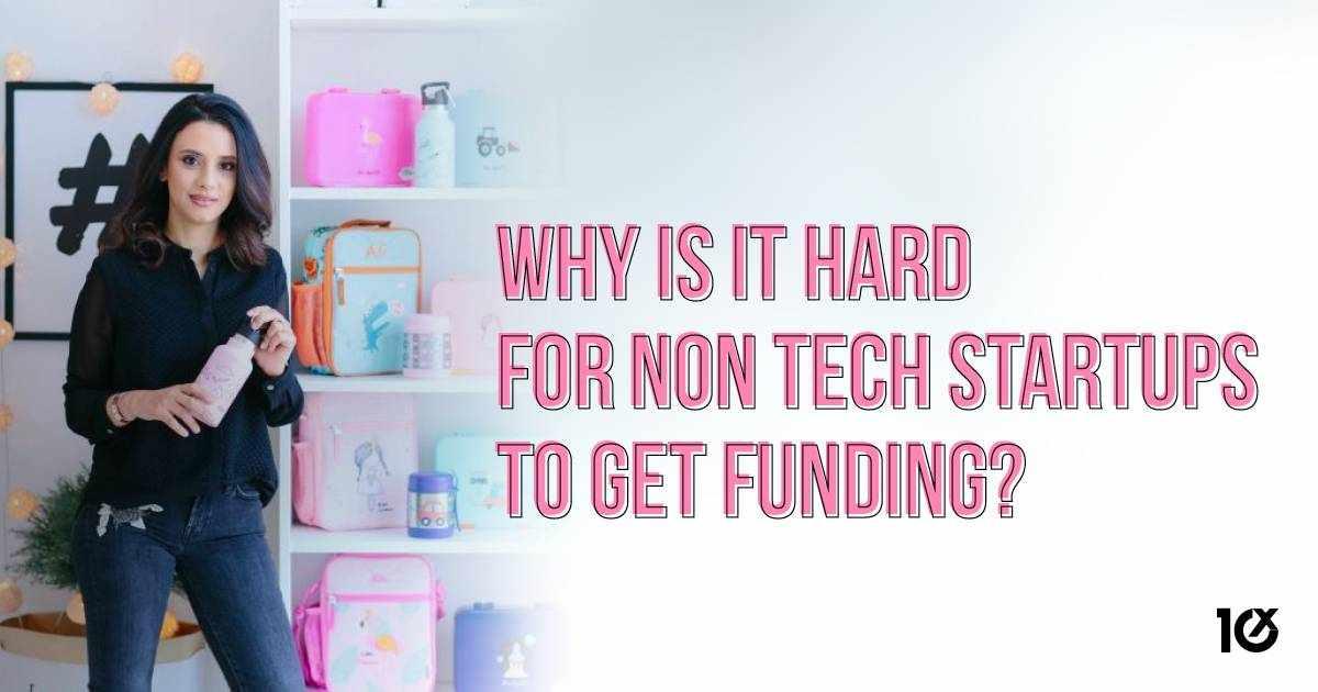 tech funding startups were vcs