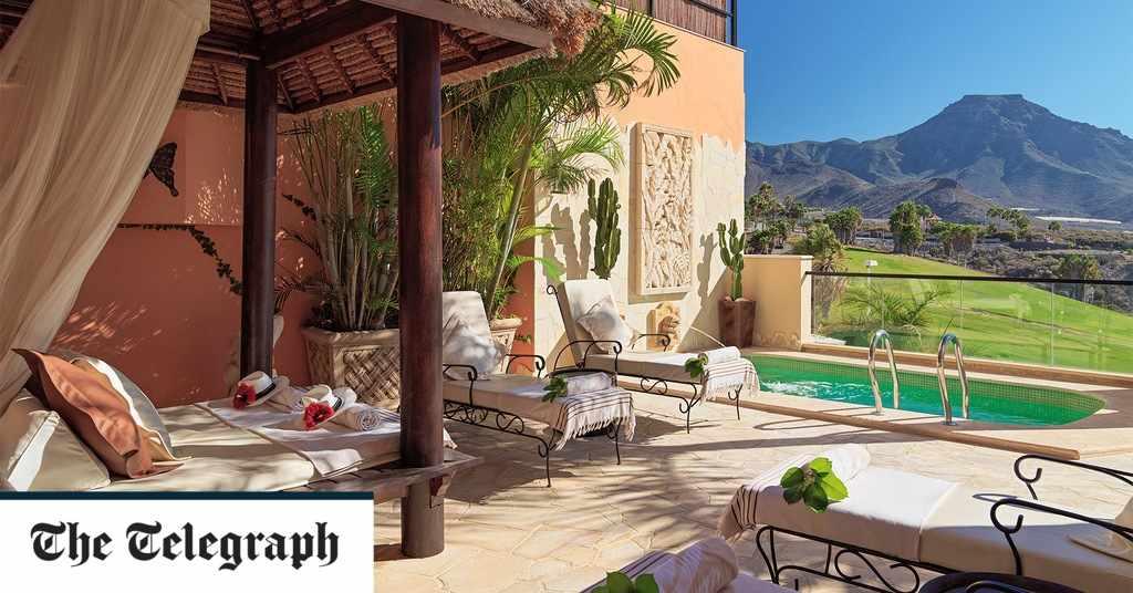 tenerife star hotels luxury break