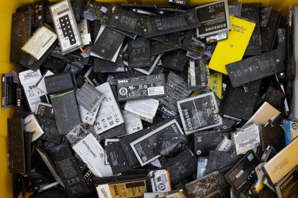tesla cofounder waste processor materials