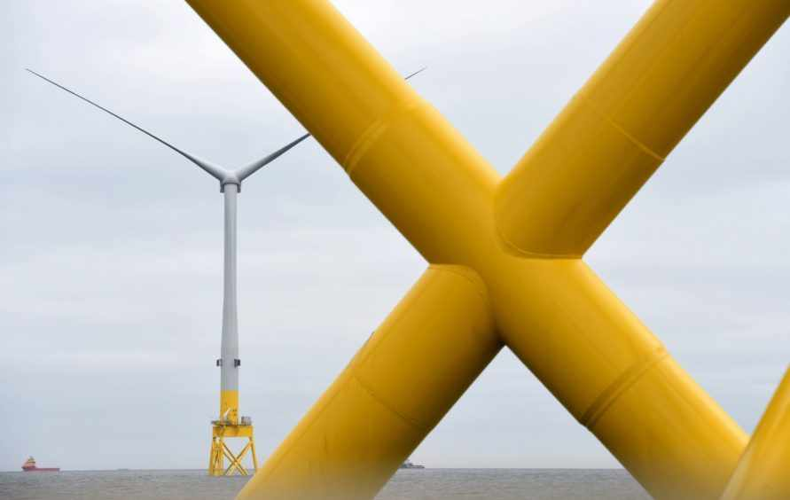 tests offshore wind crown estate