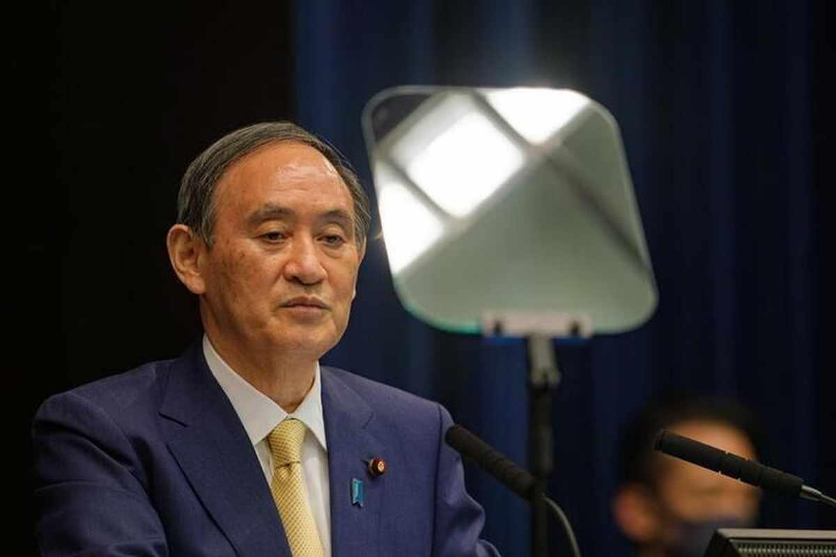 tokyo koike japan suga governor