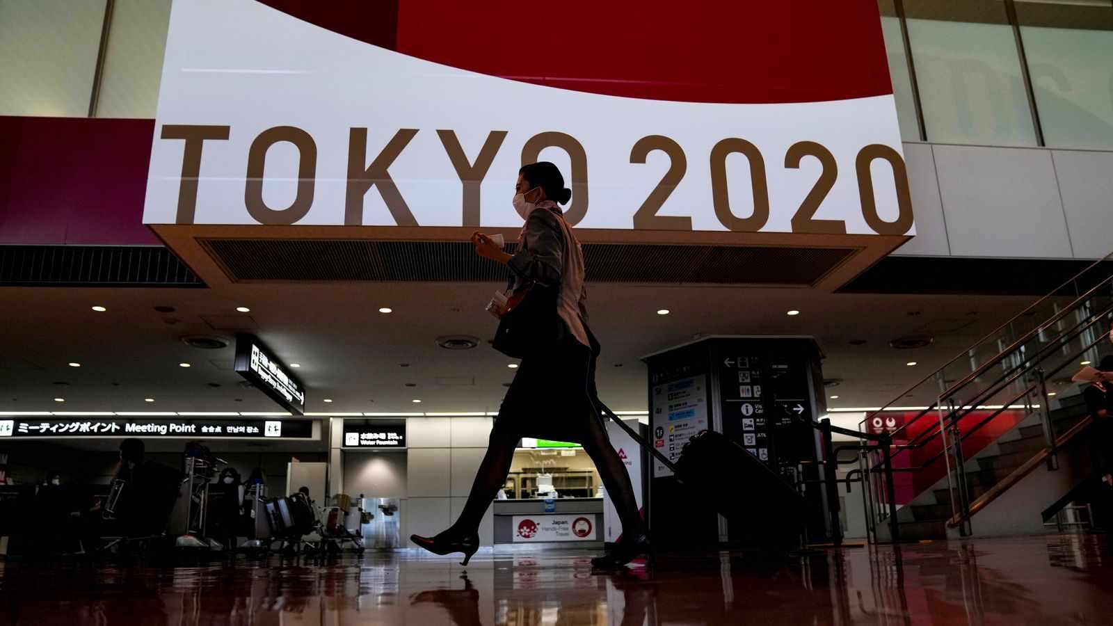 tokyo village athletes olympic covid