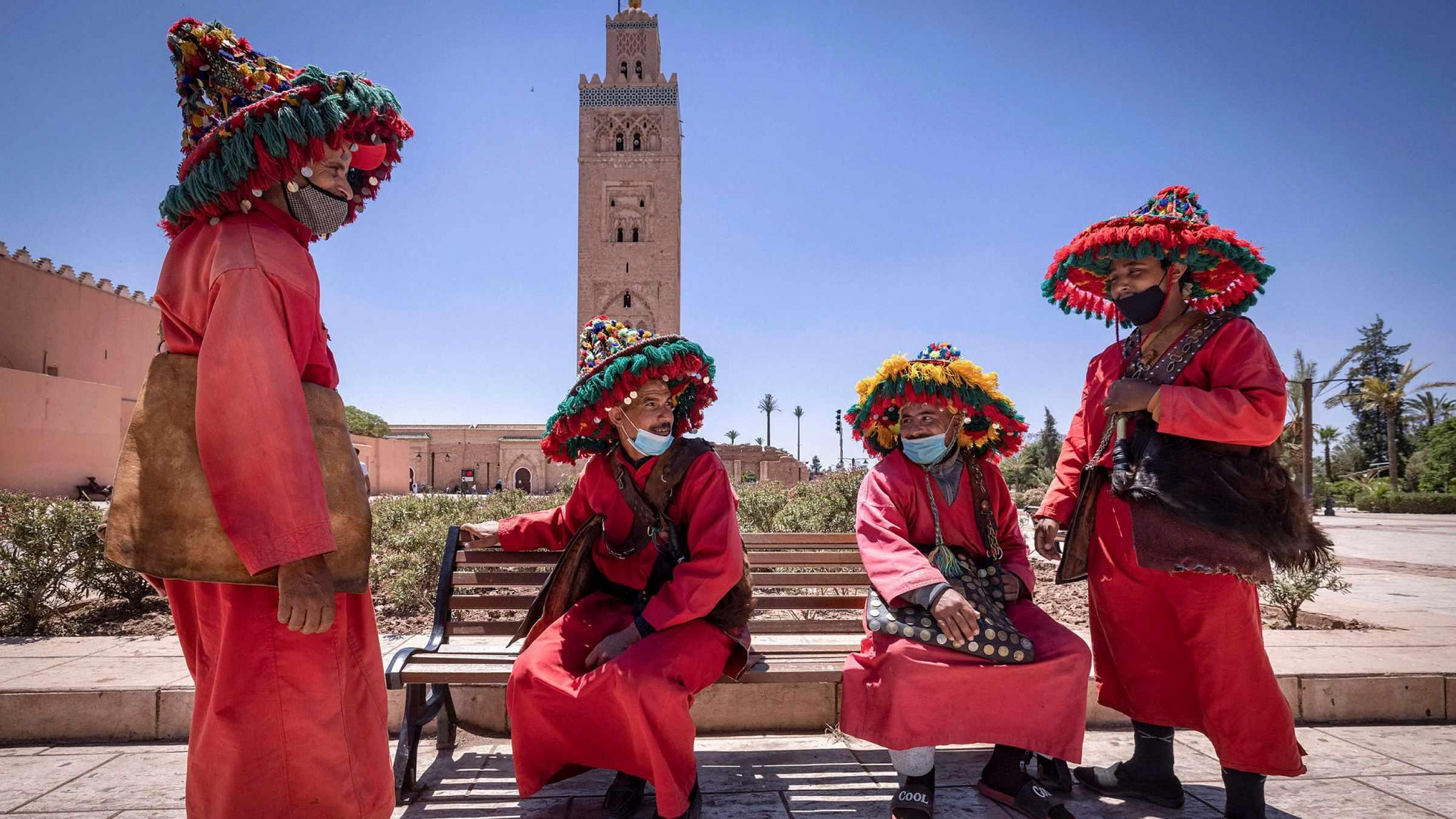tourism, morocco, pandemic, travel, leisure,
