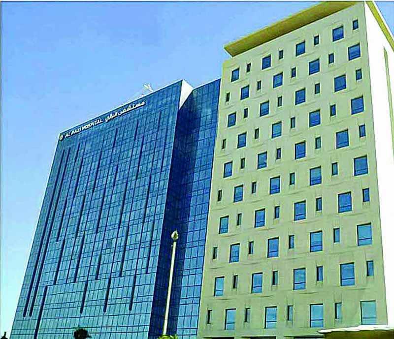 tower covid razi hospital cases