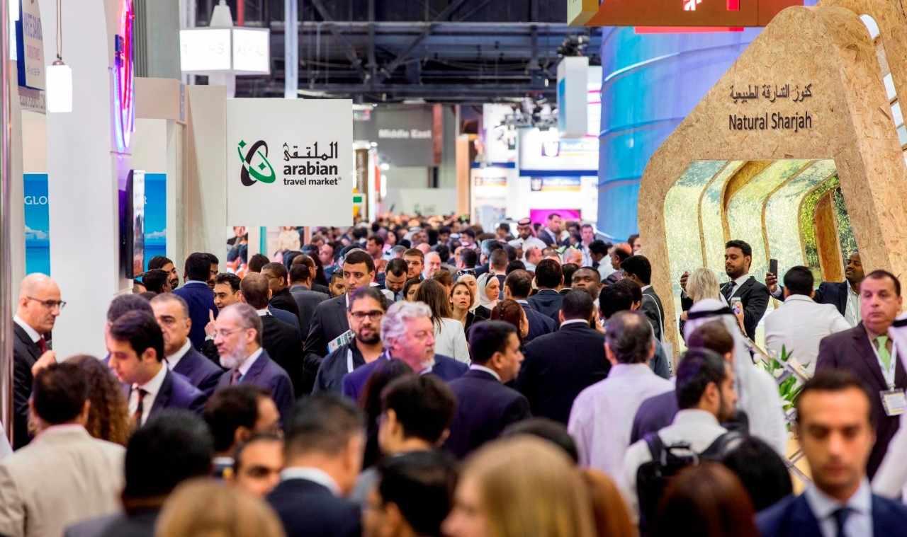 travel arabian market event atm