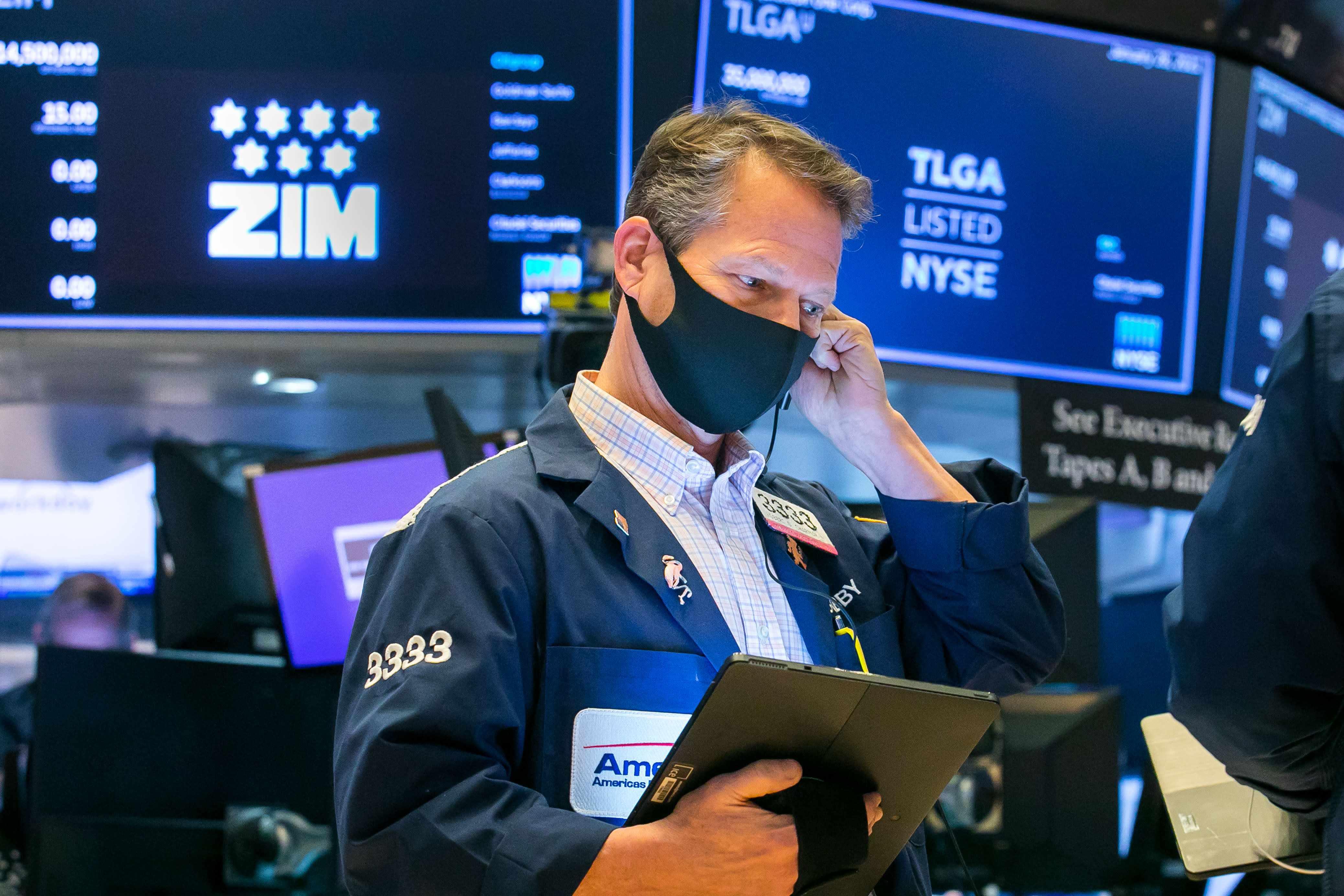 treasury yields claims jobless data