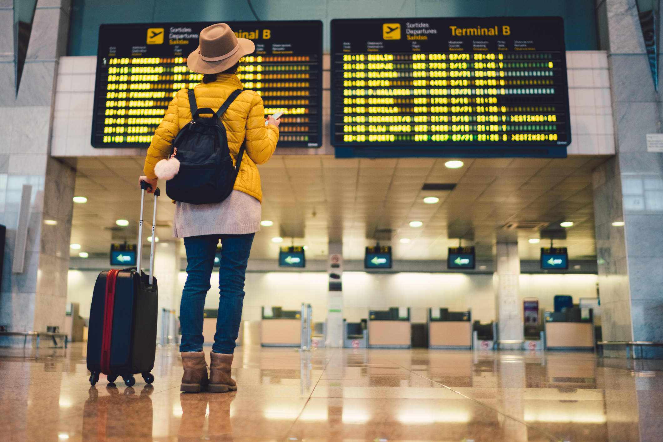 trip planning travel insurance refunds