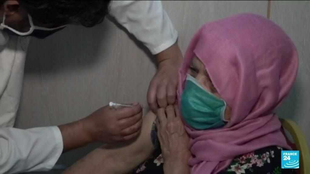 tunisia covid massive vaccine campaign