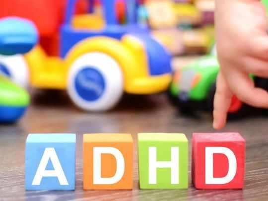 uae adhd child kids children