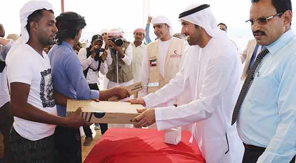 uae, aid, relief, socotra, challenges,