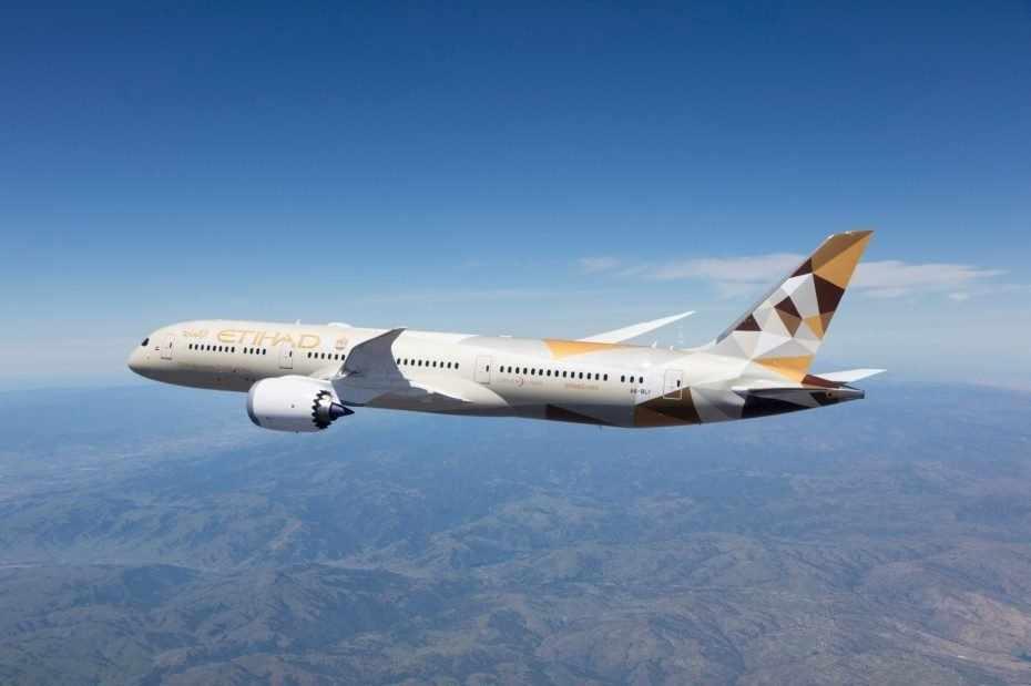 uae airline restructuring chief management