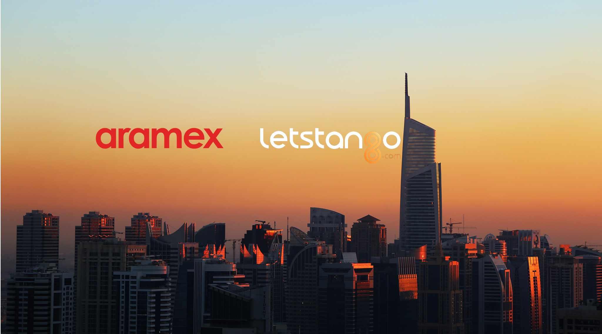 uae aramex thai commerce letstango