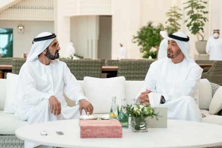 uae bin zayed rashid mohamed
