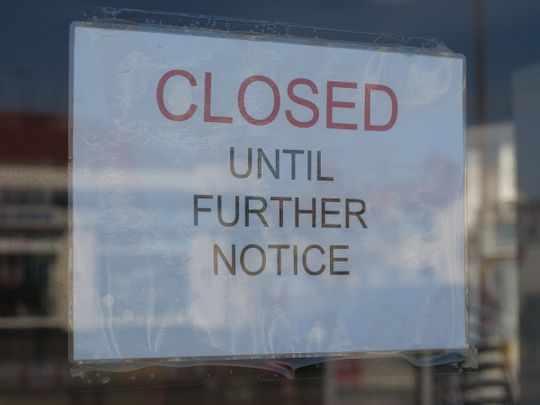 uae business liquidate stuck licence