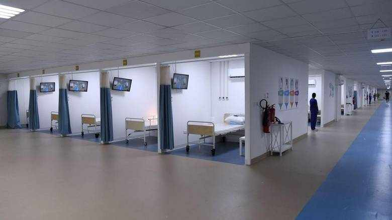 uae covid hospitals field cases