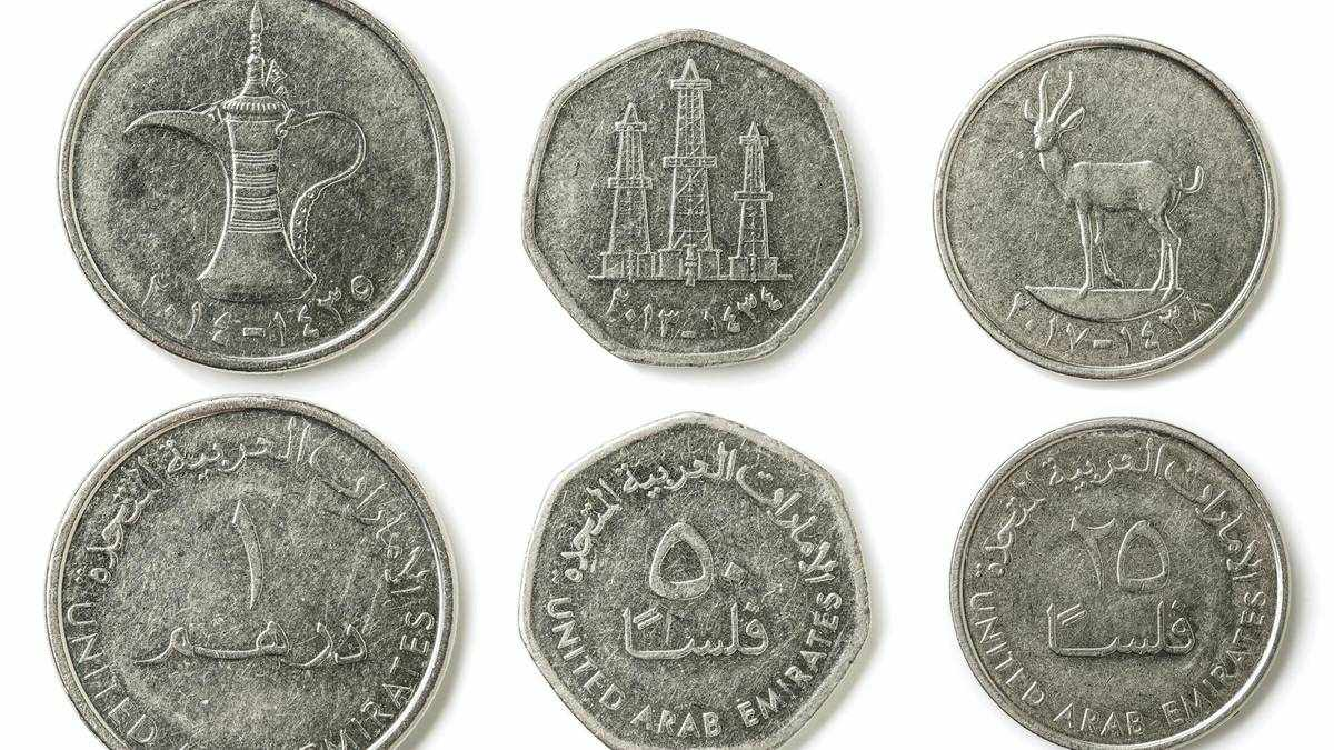 uae currency story coins pockets