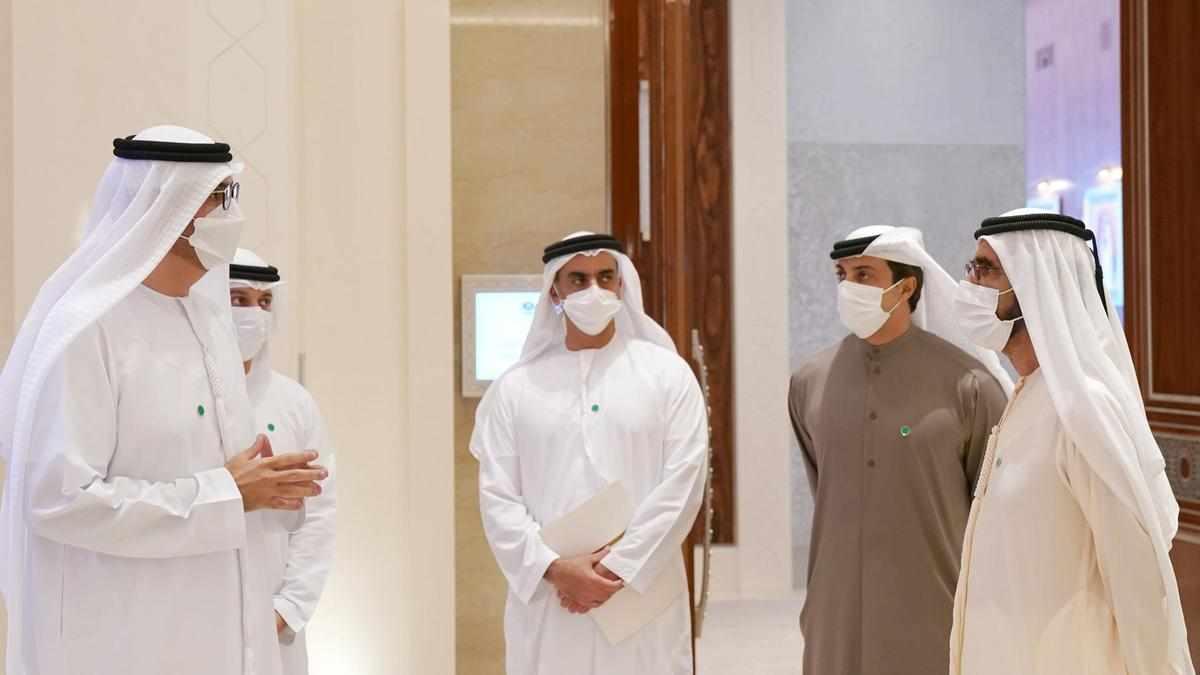 uae development emirates bank operation