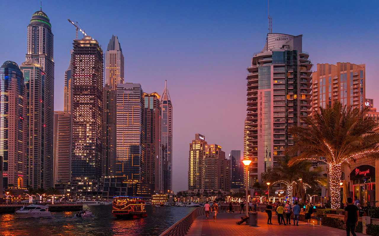 uae domestic tourism coronavirus onset