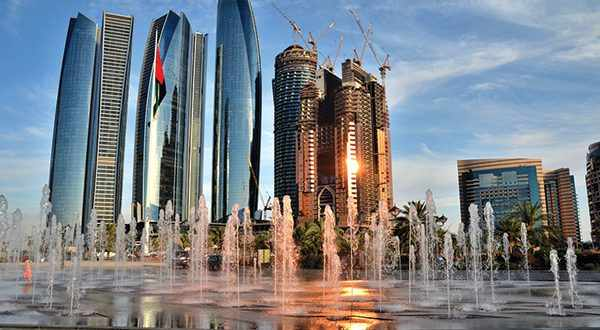 uae economic officials visions development