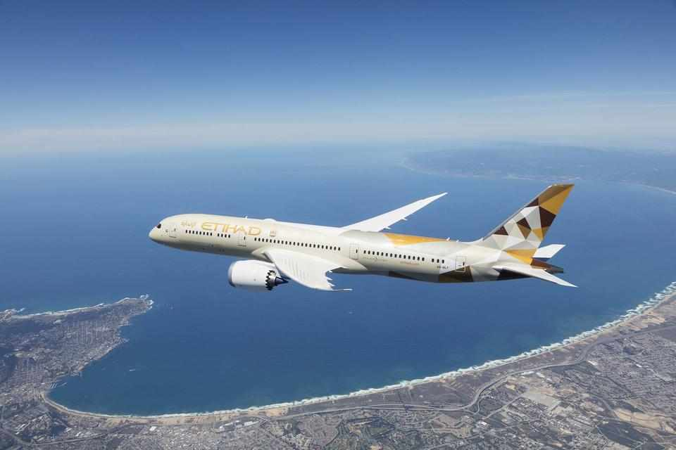 uae etihad size airline carrier