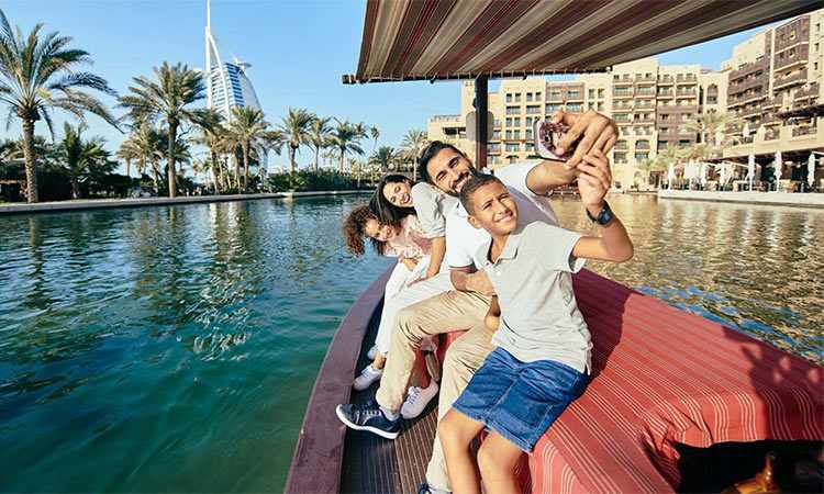 uae gulf priority japanese tourists