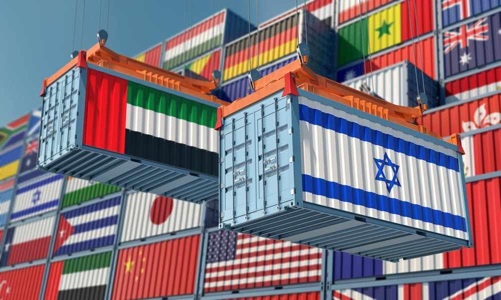 uae haifa cargo port shipment