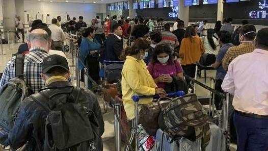 uae india travel advisory covid