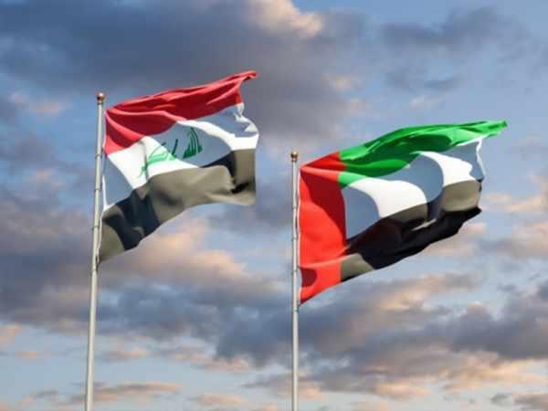 uae iraq investment economic support