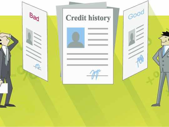 uae loan credit application good