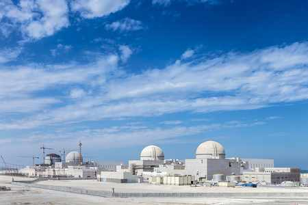 uae power nuclear plant barakah