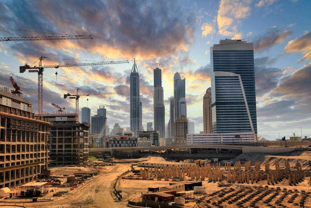 uae property prices upcoming cent