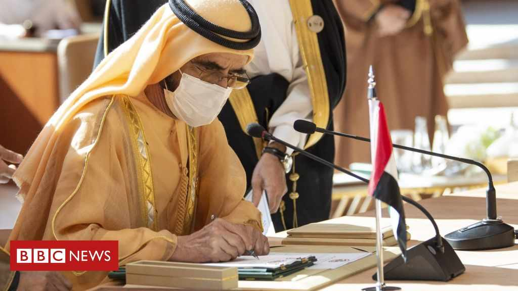 uae qatar trade travel links