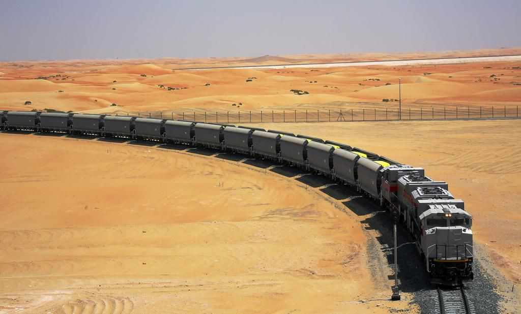 uae, rail, fujairah, saudi, complete,