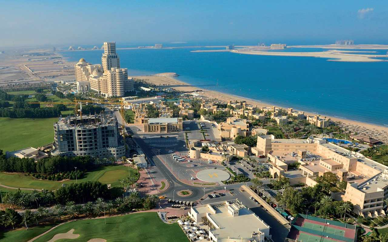 uae ras-al-khaimah tourism real-estate demand