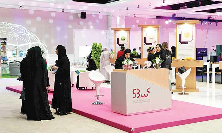 uae sbwc businesswomen digital strategies