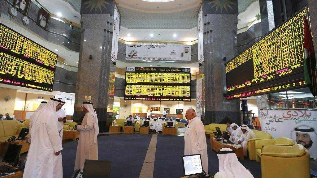 uae zone green stock markets