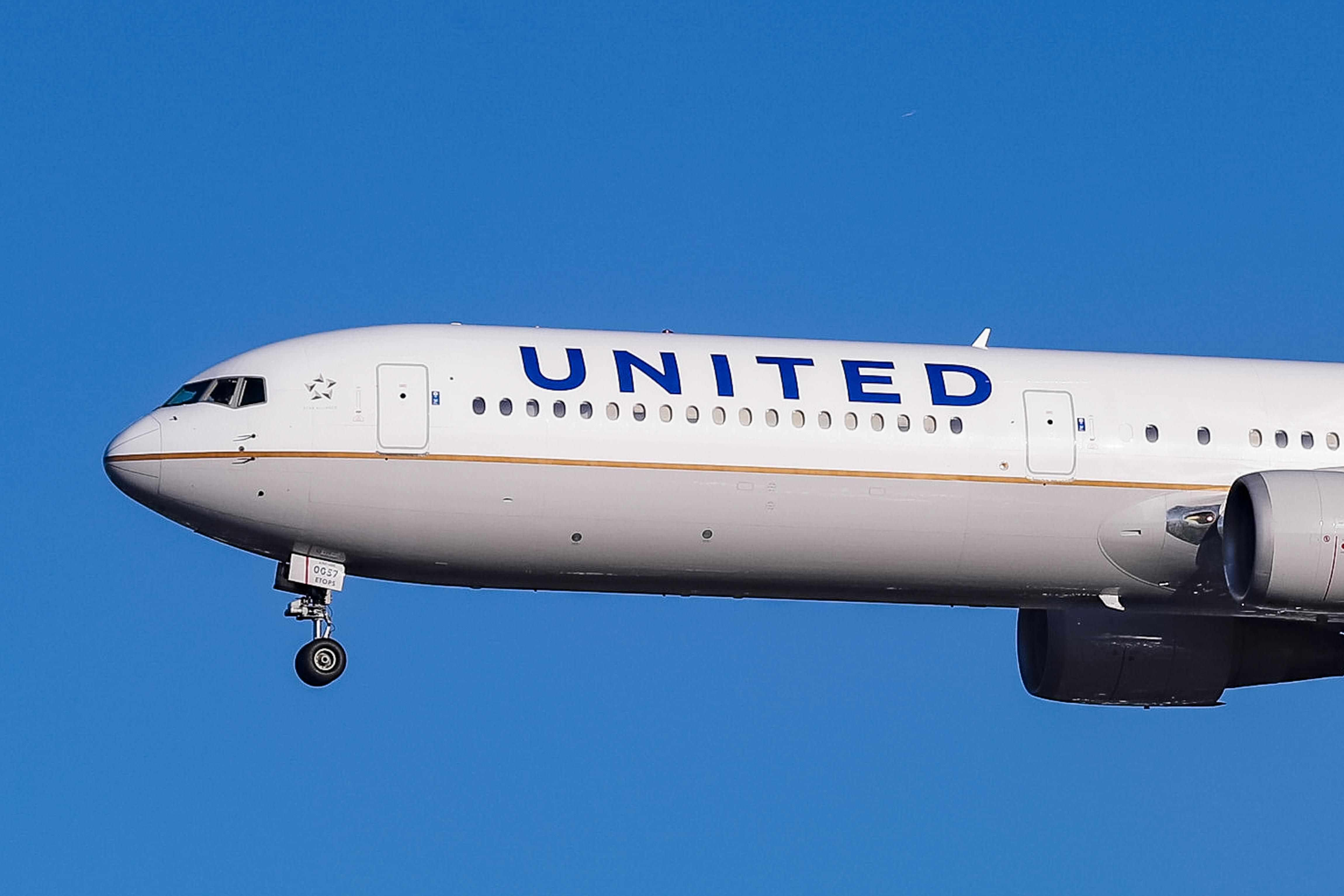 ual hidden opportunity stock united