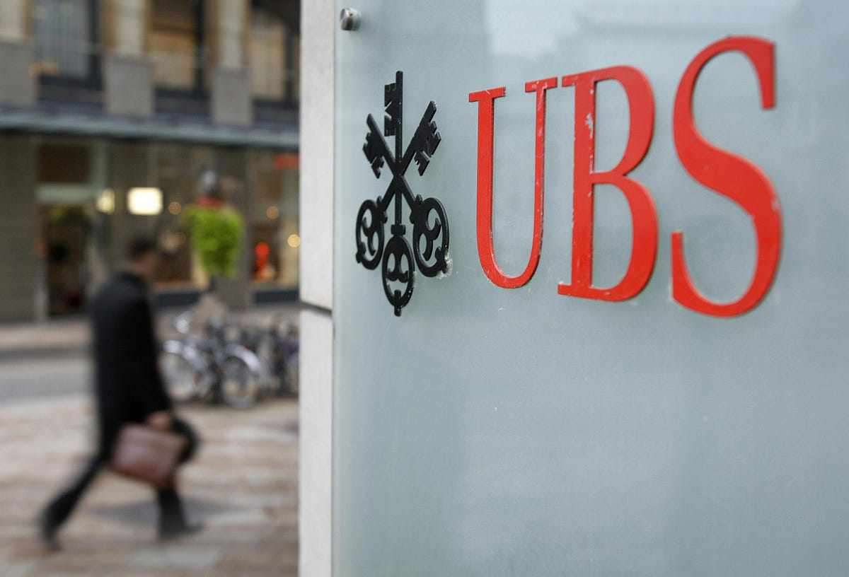 ubs revenues consensus stock growth