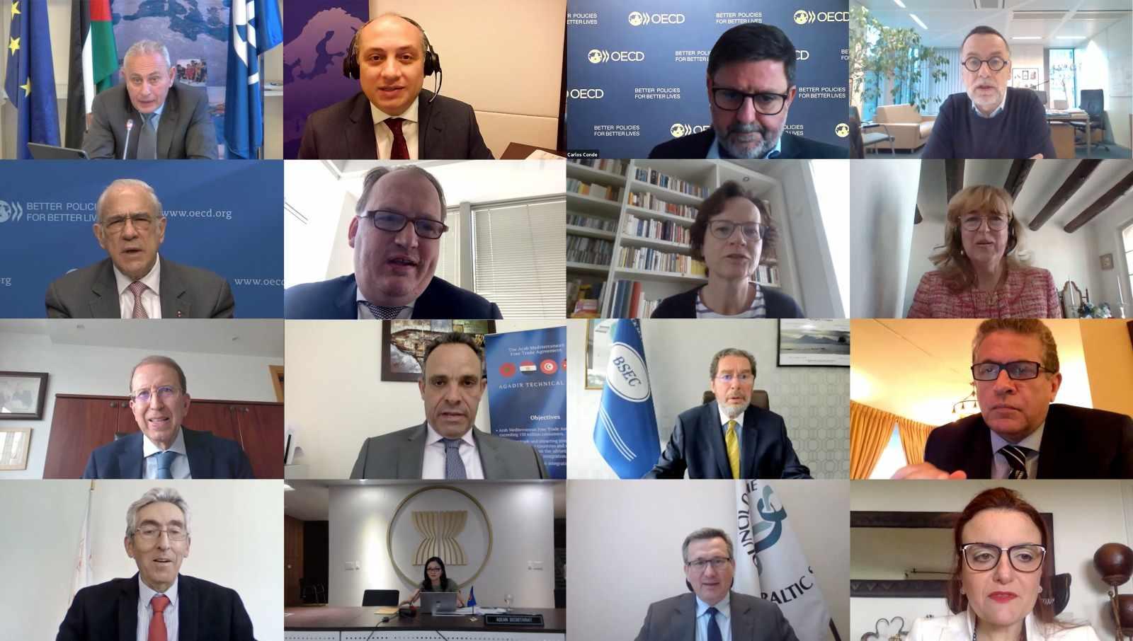 ufm report regional euro mediterranean