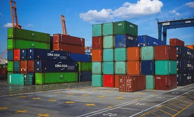 uganda egyptian exports amounted