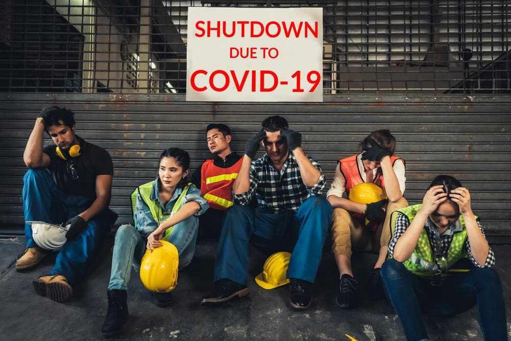 uk unemployment lockdown according increased