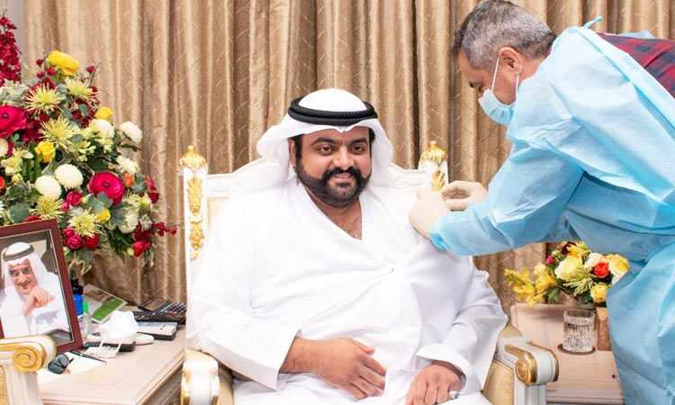 vaccine covid fujairah jab crown