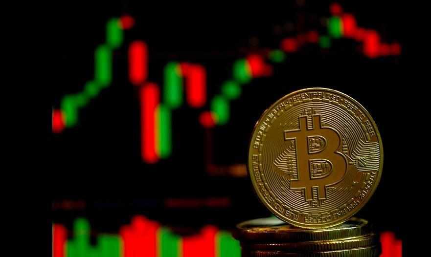virus scare dollar highs bitcoin