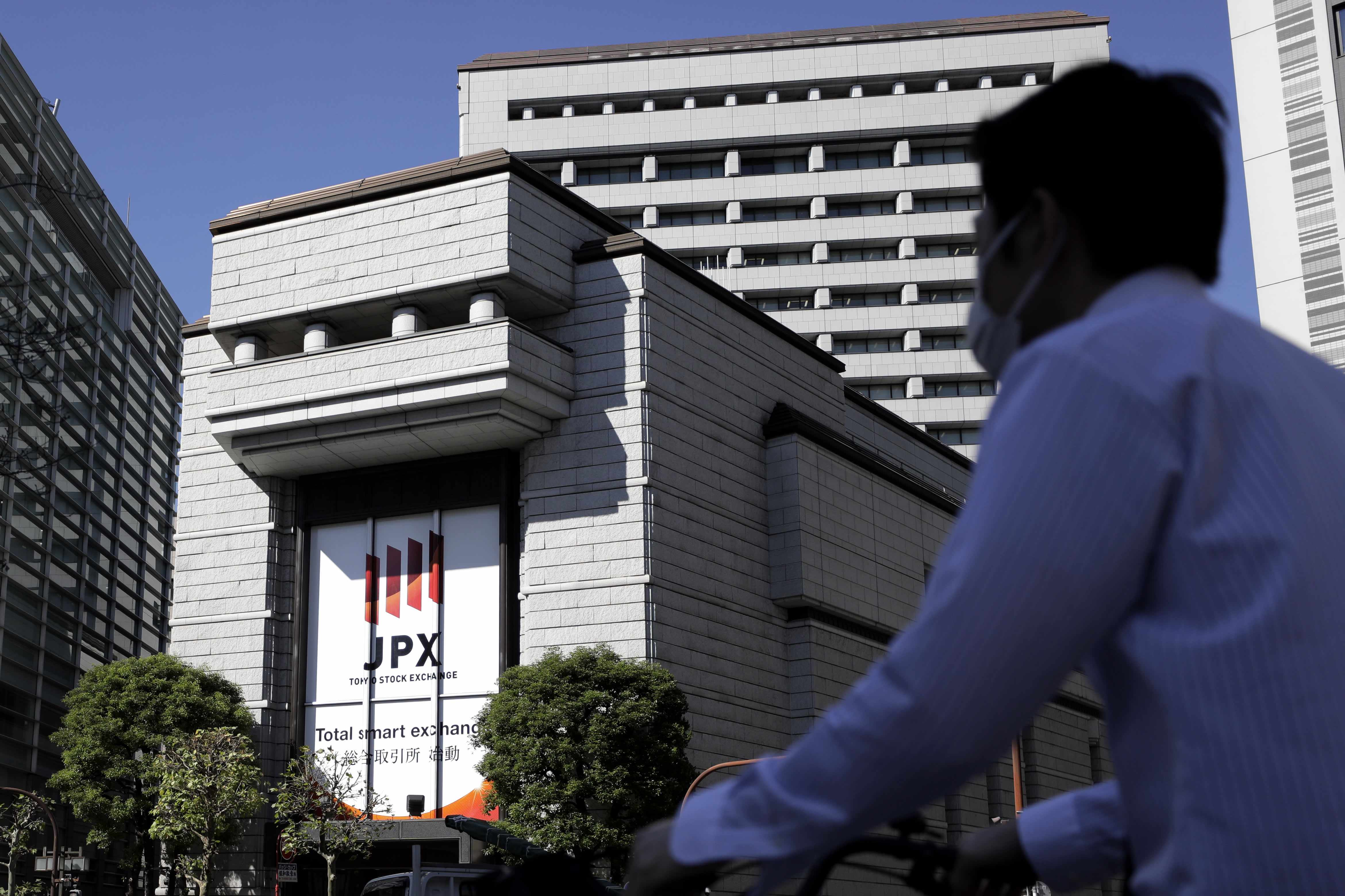 wall-street asia pacific muted stocks